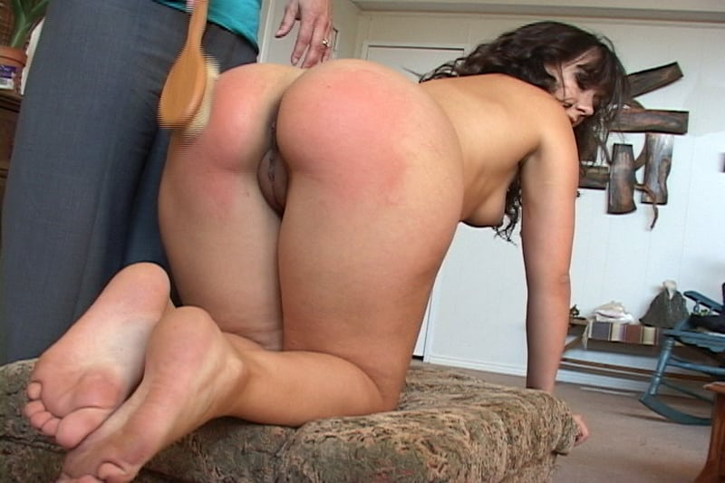 Getting bare ass spankings valuable