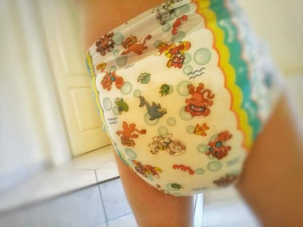 age play, diaper play, abdl boy